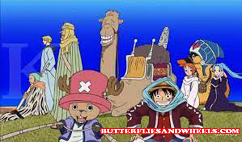 One Piece The East Blue and Alabasta Sagas